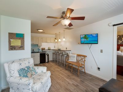 Photo for Very nice condo very close to the beach with community pool.