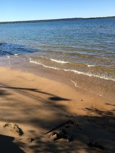 Photo for Location, Location, Location ~ Beautiful Sandy Beaches Of Lake Superior!
