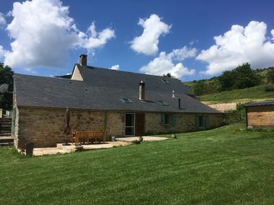 Photo for Cottage on the Causse Mejean