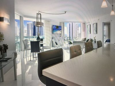 Photo for spectacular condo in sunny isles