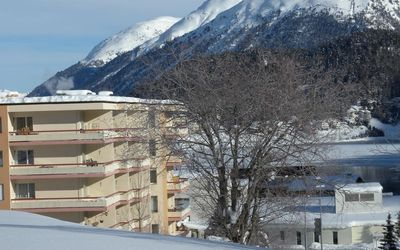 Photo for Very centrally located apartment house in St. Moritz Bad