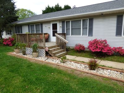 Photo for Spacious 3 Bed 2 Full Bath Rehoboth/Lewes Vacation House