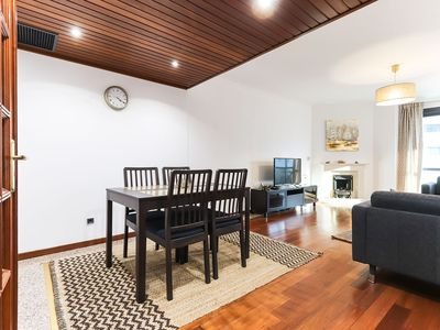 Photo for Apartment with river view in Expo for 4 people, with Wi-Fi and parking garage