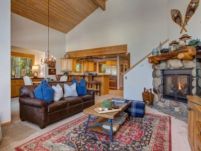 Photo for Epic Savings NOW! Serene Lower Deer Valley Townhome Private Hot tub. FREE Park City Shuttle route