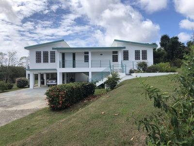 Photo for Breezy and spacious Villa in Vieques - Villa Mia is Quiet and Safe