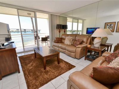 Photo for Bahia Vista 13-351, 2 Bedroom, Sleeps 6, Heated Pool, Spa, Near Beach, WiFi