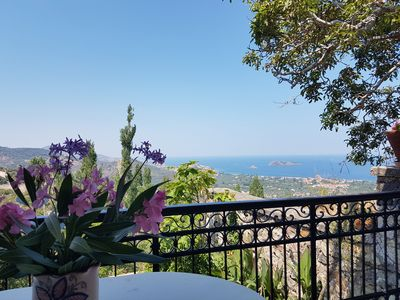 Photo for Villa Petri - A beautiful traditional house with a breath-taking view!