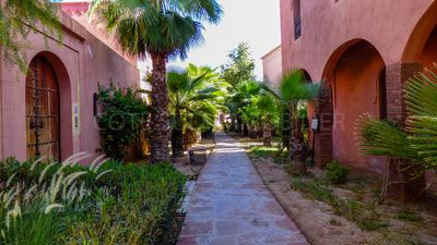 Photo for Riad De Charme fully equipped in the Palmeraie close to all amenities