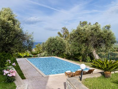 Photo for TLA Villa with Pool and Panoramic view