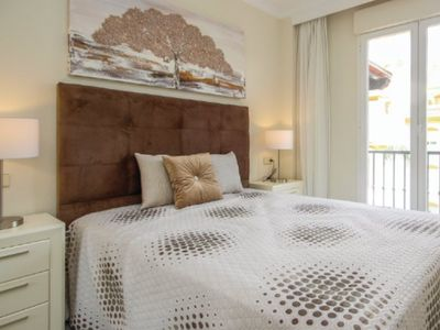 Photo for Spacious  2 bedroom apartment located in a fabulous complex of Dma de Noche