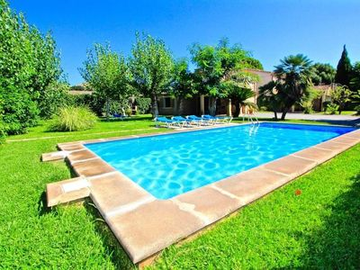 Photo for Fantastic Villa with 2 Pools and Jacuzzi outside.