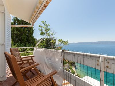 Photo for Great studio - sea view - close to the beach