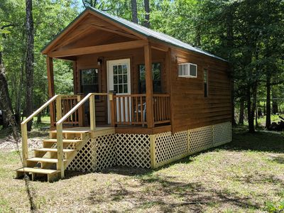 Photo for Suwannee River Cabin Sanctuary - Our Son's Cabin
