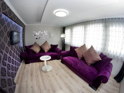 Photo for 1 Bedroom Apart With Jakuzi in Ankara Cankaya. Breakfast Included