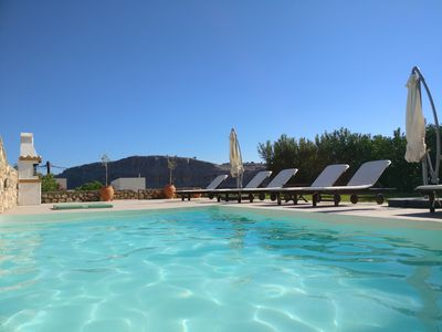 Photo for Villa Lindian Sun - Special offers May/Jun now £999 - 5* reviews