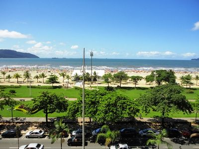 Photo for beach front apartment of José Menino Santos 9 people
