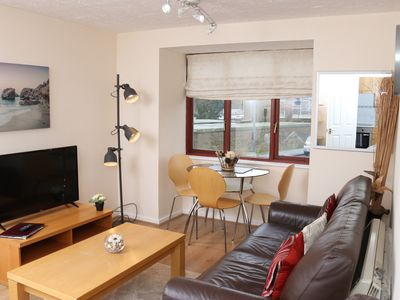 Photo for spacious luxury two bedroom apartment situated in the heart of St. Albans