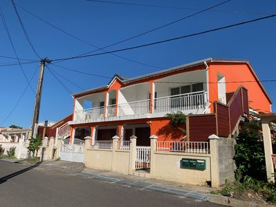Photo for 2BR Apartment Vacation Rental in Deshaies, Basse-Terre