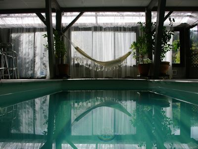 Photo for Heated Indoor Pool & Farniente