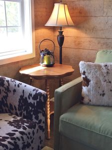 Photo for LIVE OAK LODGE: Charming Cabin at THE ALEXANDER AT CREEK ROAD