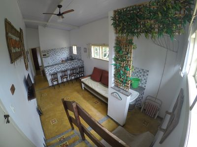 Photo for Excellent room and qto with garage and etc in Peró beach