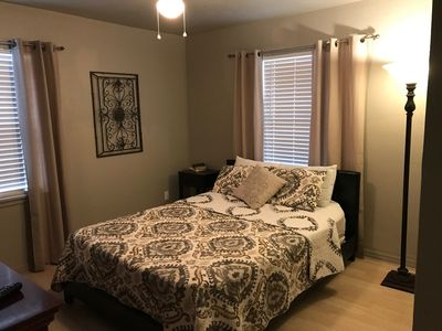 Photo for 3 bedroom home conveniently located near Tinker Air Force base & downtown OKC