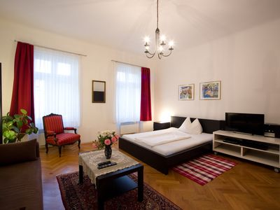 Photo for 1BR Apartment Vacation Rental in Wieden, Wien