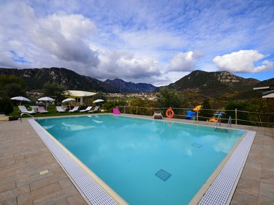 Photo for In the hills with panoramic views – Apartment GeoResort A4