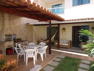 Photo for GREAT HOUSE DUPLEX, SLEEPS UP TO 15 PEOPLE ONLY 800 METERS FROM THE BEACH.