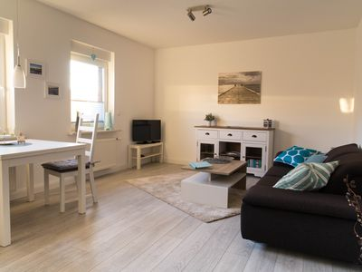 Photo for Your time between the seas - Modern, quiet 2 bedroom apartment near Husum