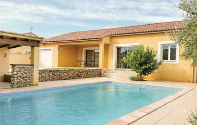 Photo for 5 bedroom accommodation in Saint Nazaire d'Aude