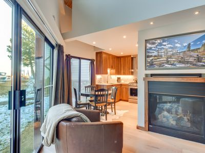 Photo for High Quality Tahoe Keys Condo, Smart TV, Steps to the Lake, 12 min to Heavenly R