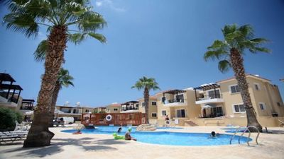 Photo for 2 Bedroom Apartment, Sirena Sunrise, Paphos