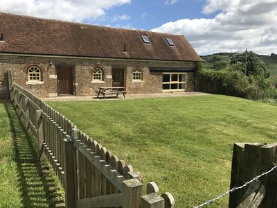 Photo for Three bedroom, two bathroom barn conversion with free wi-fi