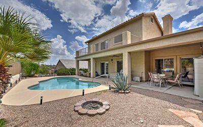 Photo for 3BR Fountain Hills w/Pool & Desert Garden