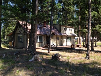 Photo for 3BR Cabin Vacation Rental in Seeley Lake, Montana