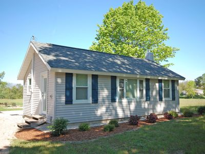 Photo for Clean, Charming, Updated Cottage in Empire Near Sleeping Bear Dunes and Beach