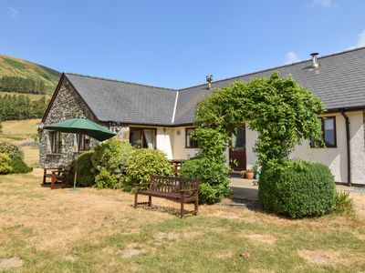 Photo for This secluded holiday cottage can boast some of the most breathtaking and beautiful views in Wales.