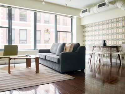 Photo for Sonder | Financial District | Sun-Filled 2BR