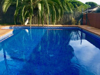 Photo for Lovely house with pool