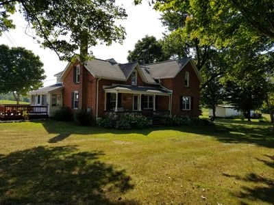 Photo for Farmhouse living in quiet community of Michigan