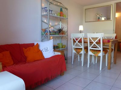Photo for NARBONNE-PLAGE : Nice Villa with 2 bedrooms
