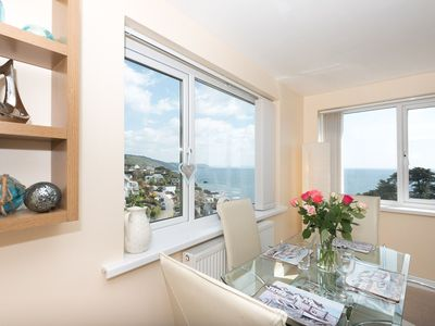 Photo for Stunning apartment with lovely views.