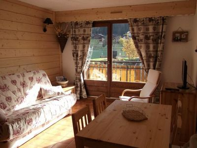 Photo for Studio near Lake Vonnes - 400m chairlifts