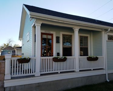 New home near Fairgrounds in Historic 7th Ward