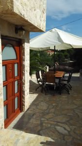 Photo for Apartments Mia (Ap5) -Molat, island Molat, North Dalmatia