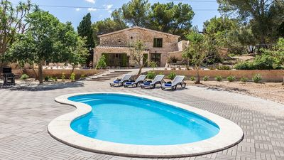 Photo for Finca Falcon - A Charming Finca in a Protected Rural Area but still well connected to Palma and Beach Resorts ! - Free WiFi