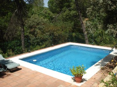 Photo for Chalet in the mountains 10 minutes from Cordoba