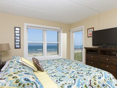 Photo for Families only! Beach Front Condo at Beach House Condominiums