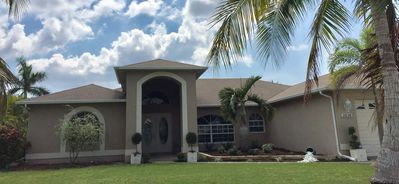 Photo for Beautiful Pool and Lanai at Paradise in Cape Coral II